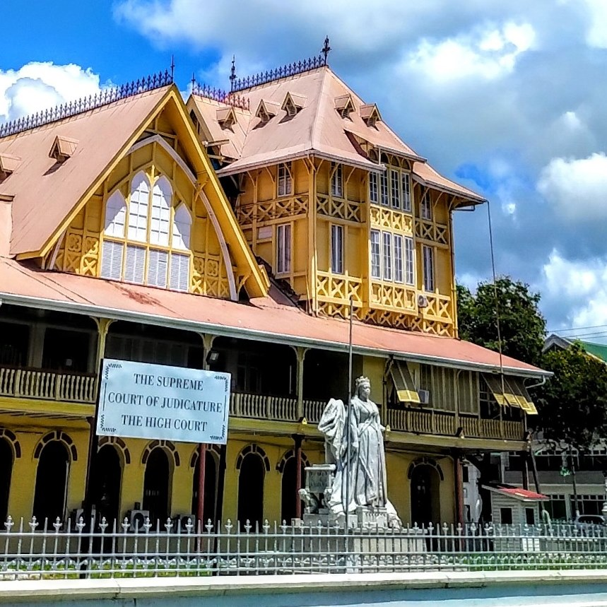 The Supreme Court of the Co-operative Republic of Guyana